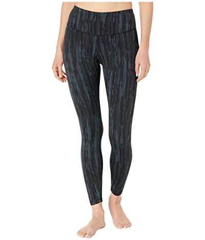 Brooks Formation Crop Pants (Black Jacquard) Women
