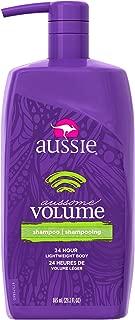Aussie Aussome Volume Shampoo with Pump, 29.2 Fluid Ounce