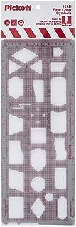 Pickett Flow Chart Symbols Template (1292I)