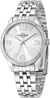 Chronostar R3753240507 Luxury Year Round Analog Quartz Silver Watch