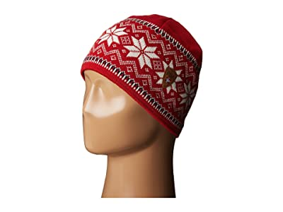 Dale of Norway Garmisch Hat (Raspberry) Cold Weather Hats