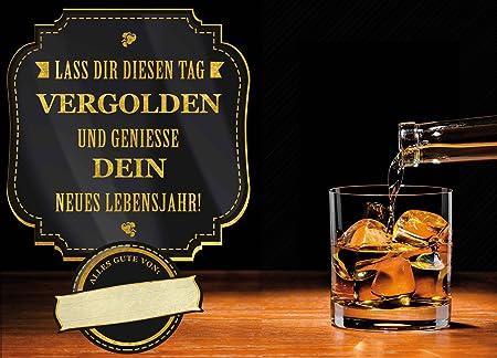 Whisky geburtstagskarte Ronny G