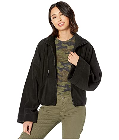 FP Movement Climb High Fleece (Black) Women