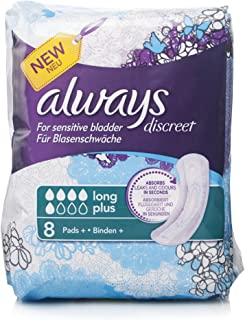 (Pack Of 2) - Always Discreet Long Plus Pads x 2