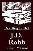 J.D. Robb - Reading Order Book - Complete Series Companion Checklist