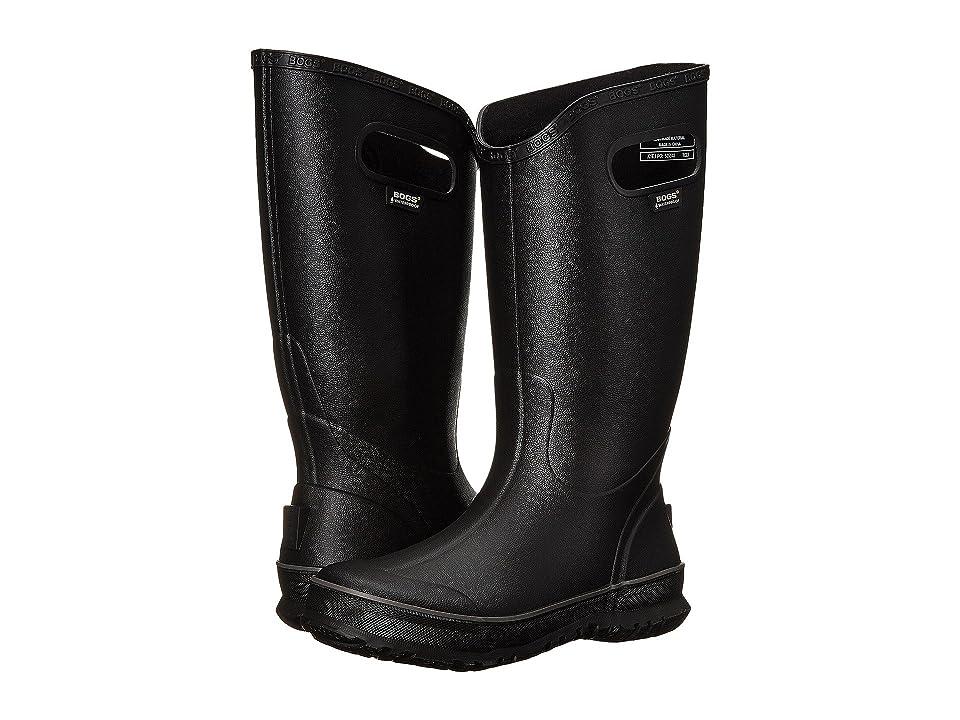 Bogs Rain Boot (Black) Men
