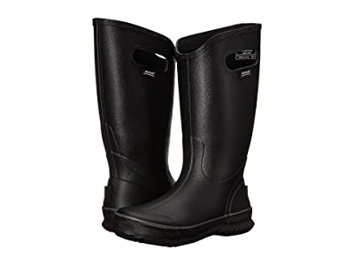 Bogs Rain Boot (Black) Men