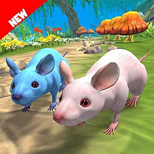 Mouse Simulator 2021: Forest Wild Life Game Sim