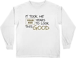 lepni.me Kids T-Shirt It Took Years to Look This Good Custom Gift Birthday Outfits