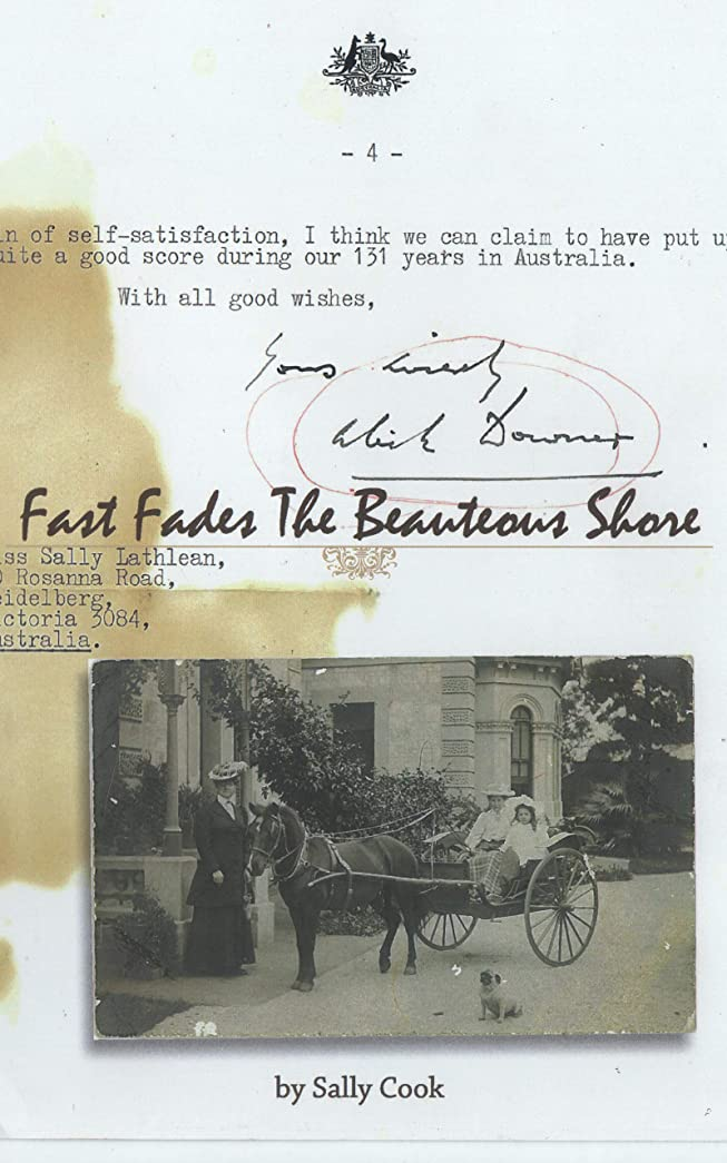 ハッピーオーディション振幅Fast Fades The Beauteous Shore (English Edition)