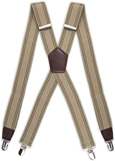 Men's Docker's 1 1/4 Inch Suspenders