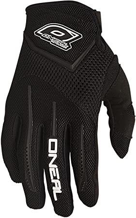 ONeal Element Youth Adult Glove Red//Black 1//2