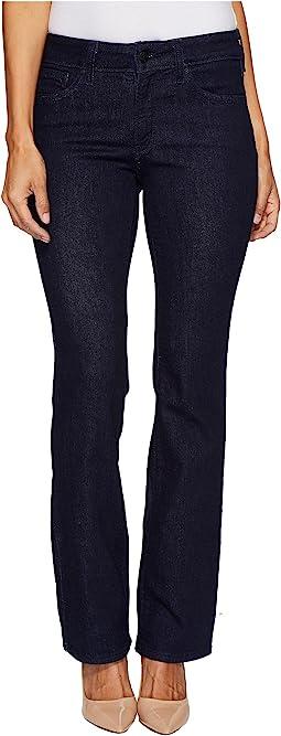 NYDJ Petite - Petite Billie Mini Bootcut Jeans in Rinse