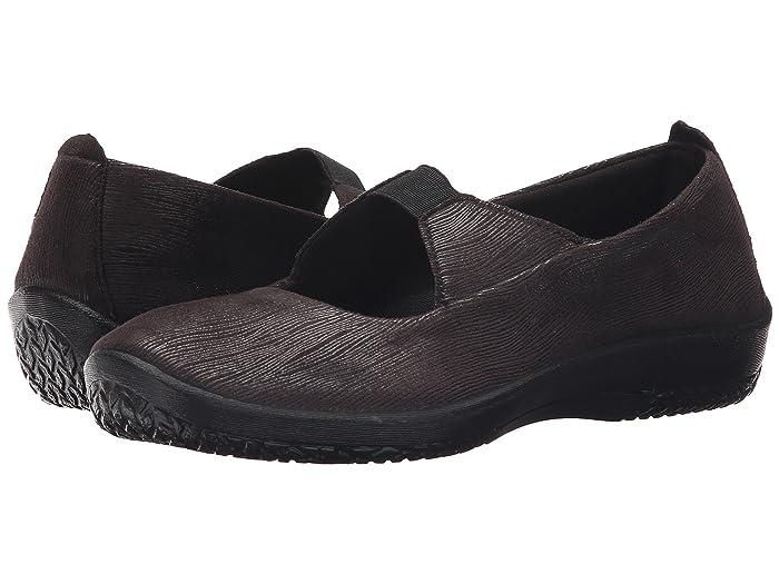 Arcopedico  Leina (Black Flare) Womens  Shoes
