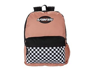 Vans Street Sport Realm Backpack (Rose Dawn) Backpack Bags
