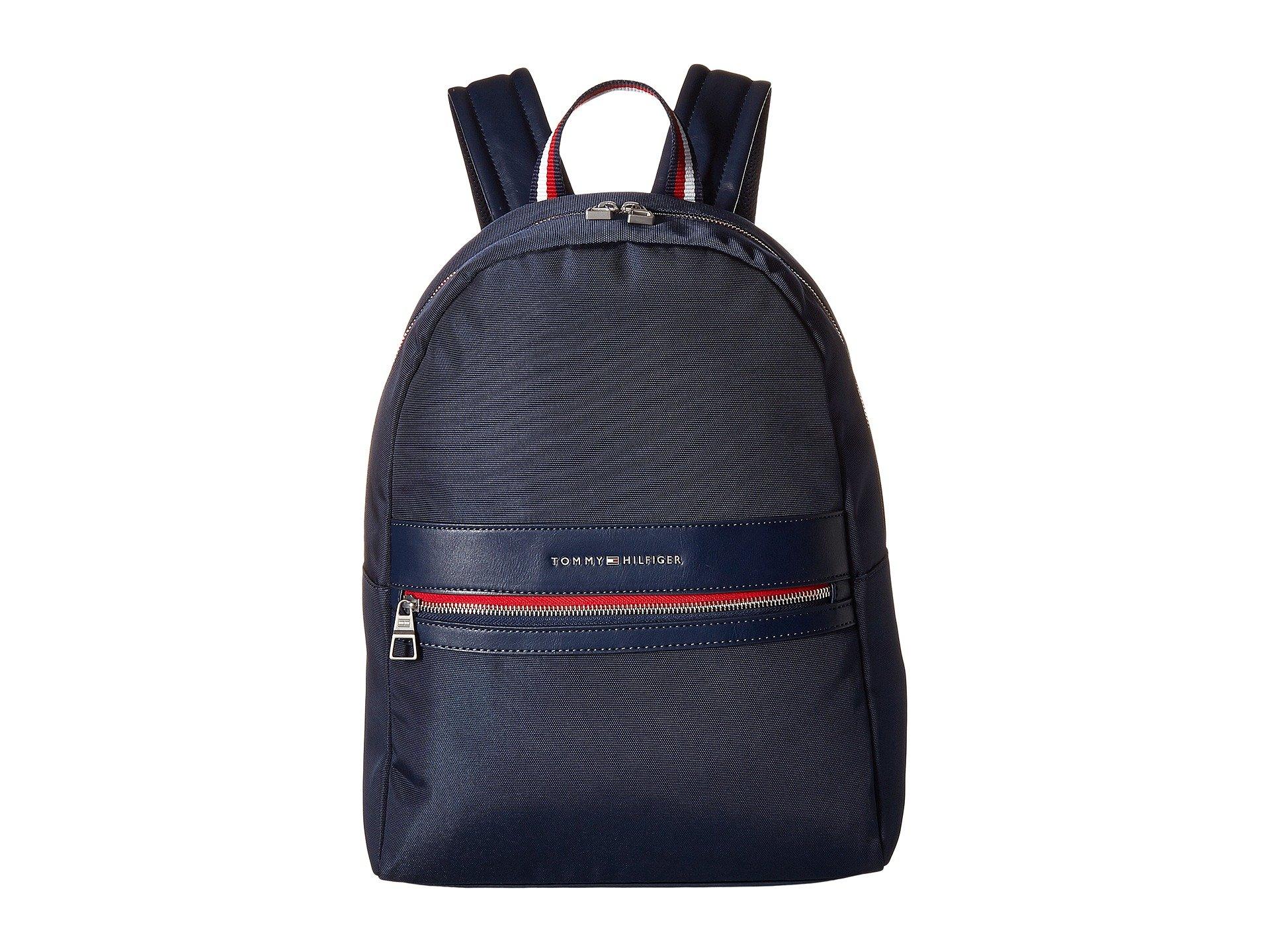 Morral para Hombre Tommy Hilfiger Essentials Backpack  + Tommy Hilfiger en VeoyCompro.net
