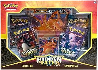Pokemon Hidden Fates GX Collection Box Bundle | Charizard