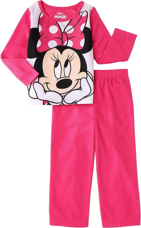 Disney Baby Girls Minnie Mouse 2 Piece Pajama Set