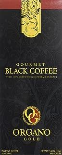 6 Boxes of Organo Gold Ganoderma – Black Coffee (30 sachets per box)