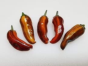 Fish Pepper Seeds-Original Heirloom 20+ Seeds