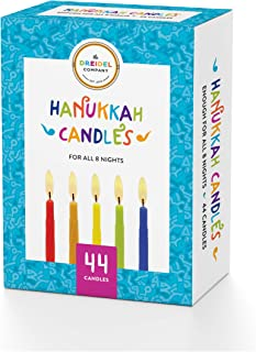 Best thick menorah candles Reviews