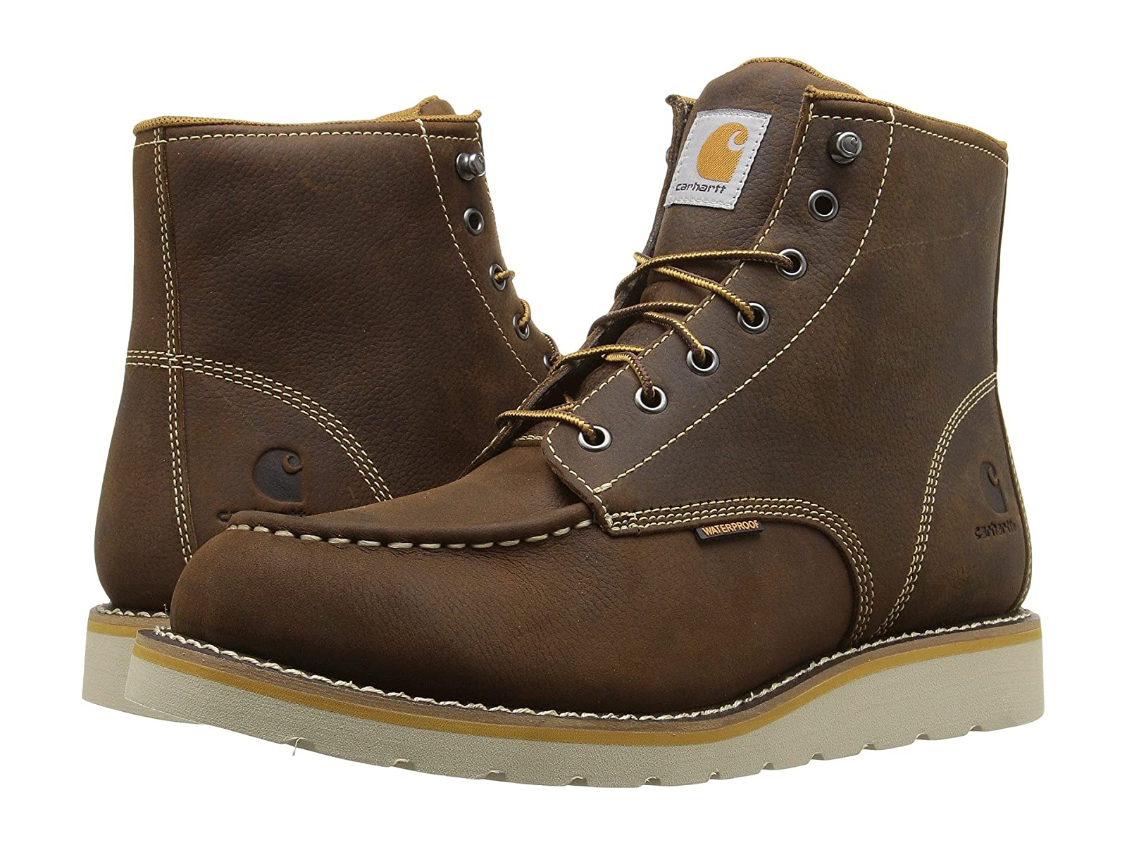 "Carhartt 6"" Waterproof Wedge Boot Boot Boot f59847"
