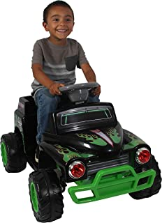 Monster Jam. Grave Digger 6-Volt Battery Powered Ride-On