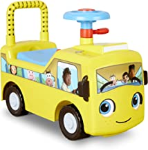 wheels on the bus for toddlers