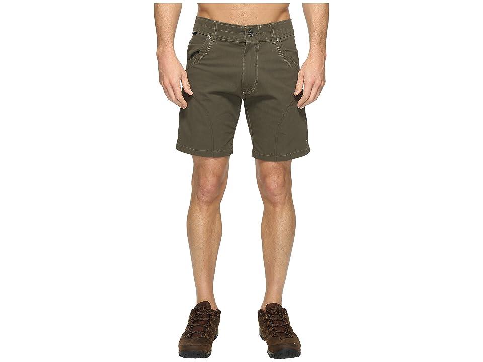 KUHL Ramblr Shorts 8 (Gunmetal) Men