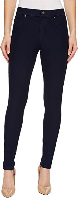 HUE - Fleece Lined Denim Leggings