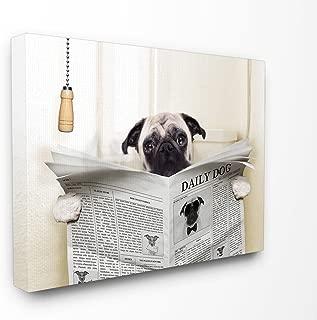 Best dog bathroom wall art Reviews