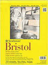 Strathmore 300 Series Bristol Smooth Pad, 9