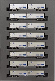 KATO Nゲージ M250系スーパーレールカーゴ  新デザインコンテナ  増結セットB  8両  10-1420 鉄道模型 電車