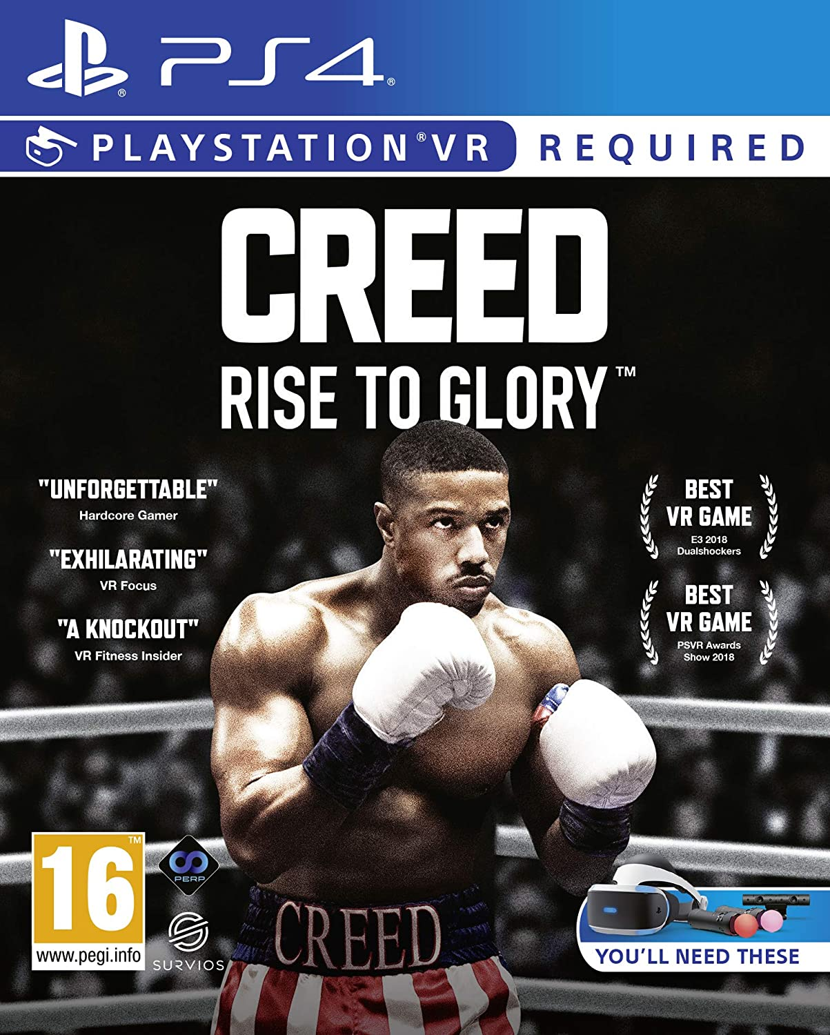 Popular shop is the lowest price challenge Creed: Rise to PS4 Glory Weekly update PSVR