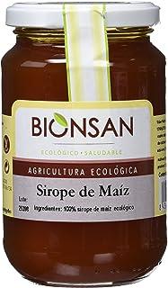 Bionsan Sirope de Maíz Ecológico- 2 Botes de 500 gr - Total: 1000 gr
