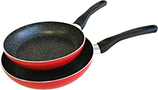 Domo Enjoy Cooking D99ST0101 - Juego de sartenes, aluminio