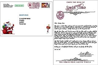 Babies - Primera carta de Navidad de Papá Noel bebé 1ª Navidad regalos – personalizado con cualquier nombre