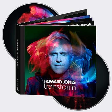 Howard Jones - Transform Deluxe Hardcover Mediabook (2019) LEAK ALBUM