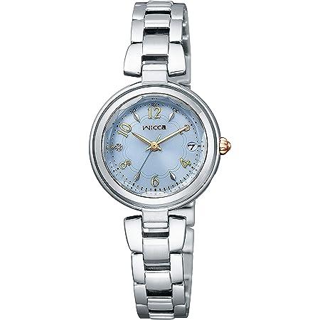 [シチズン] 腕時計 ウィッカ ソーラーテック電波時計 #ときめくダイヤ KS1-511-91 レディース マルチカラー