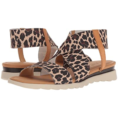 The FLEXX Extra (Dune Leopard Elastic) Women