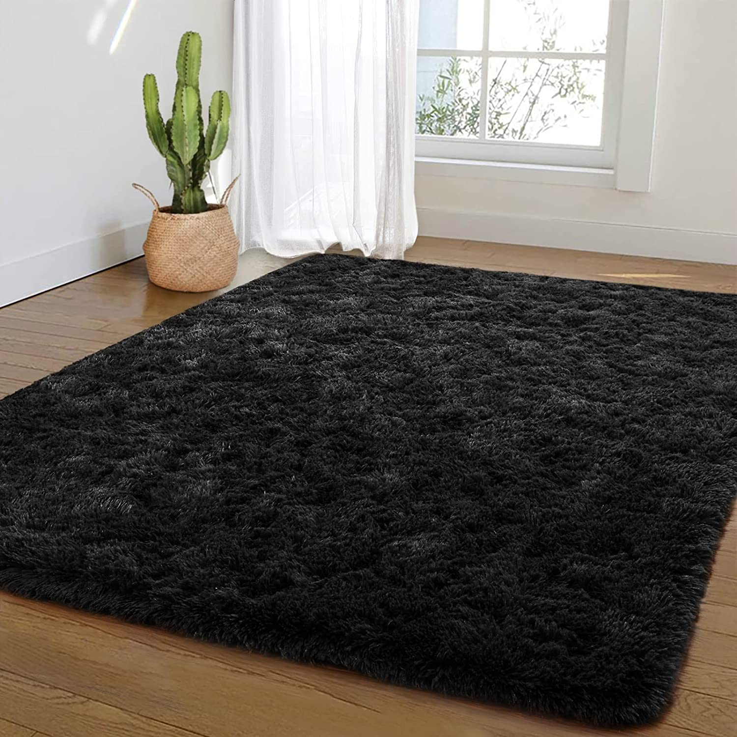 OFFicial Max 80% OFF Beraliy Soft Bedroom Area Rugs for Living Room Shag Plush Fluffy