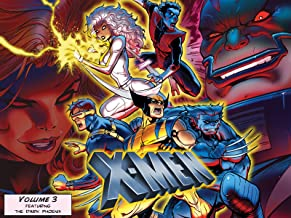 X-Men: The Animated Series Season 3