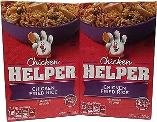 Betty Crocker Chicken Helper - CHICKEN FRIED RICE 7oz (2 Pack)