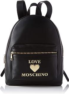 Love Moschino Borsa donna zainetto zaino articolo JC4245PP0BKH BORSA SMALL GRAIN PU cm.30x26x13