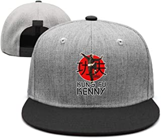 Kendrick-Lamar-Section-Poster- Snapback Trucker Cap for Men and Women Clean Up Adjustable Hat One Size