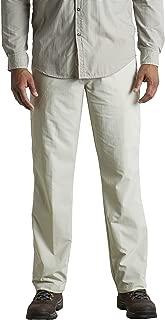ExOfficio Men's Sol Cool Nomad Lightweight Casual Pants, Short, Light Stone, Size 38