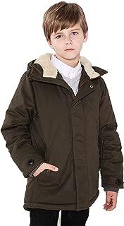 boys winter coats size 14