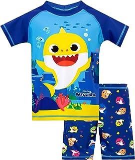 Pinkfong Bañador de Dos Piezas para niño Baby Shark