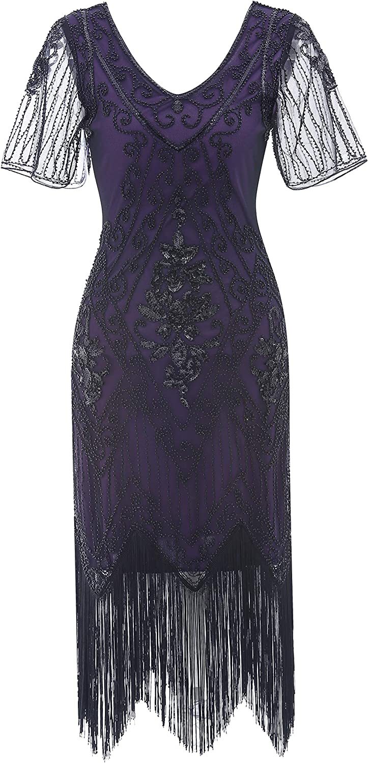 Recommendation Metme Women's Roaring 1920s Gatsby Cocktail NEW Dresses Art Fla Deco