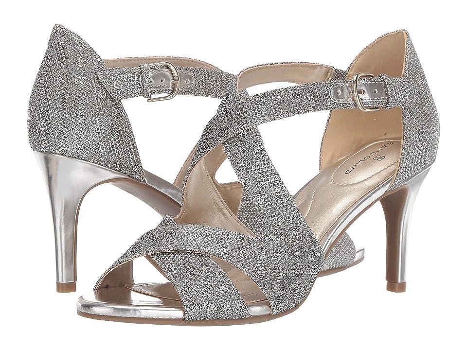 Bandolino Jerigoa Heeled Sandal (Gold) Women